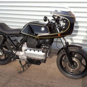 BMW K100 CAFE RACER