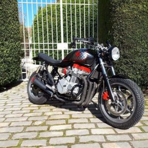HONDA CB750 SEVENFIFTY CAFE RACER