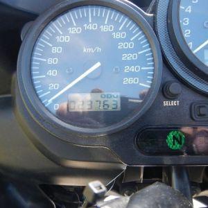 YAMAHA 600 FAZER 23 000 kms