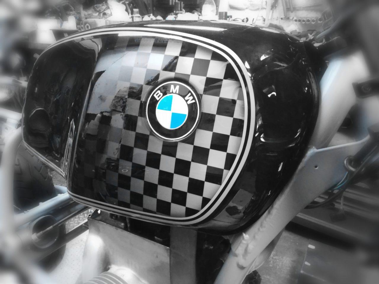 BMW R100RS SCRAMBLER