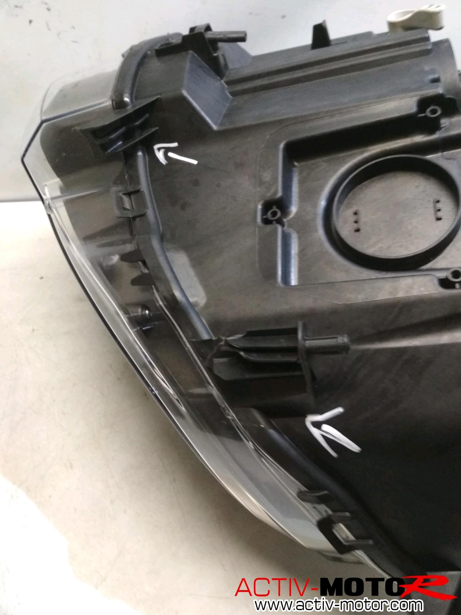BMW - R 1200 RT - 2014 à 2016 - Phare (optique avant)