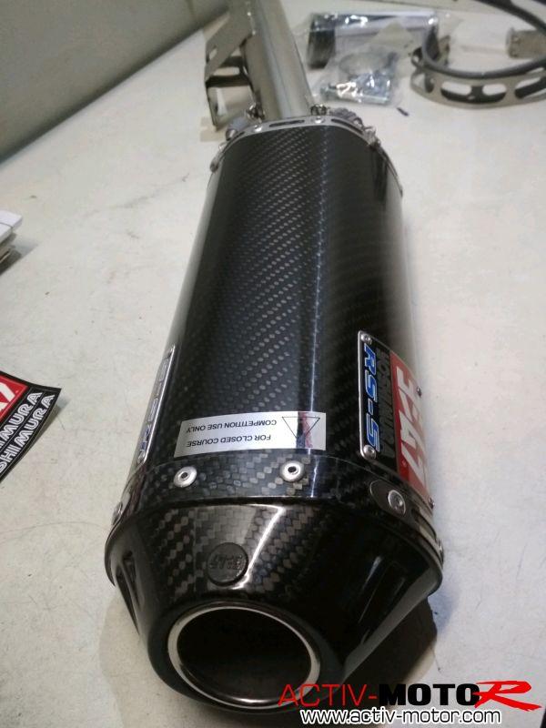 Honda - CBR600 R - 2009 à 2011 - Silencieux