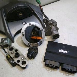 Suzuki - GSR 750 - 2016 - Contacteur à clef (neiman)