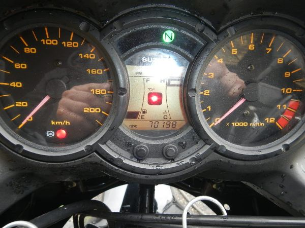 SUZUKI DL650 V-STROM ABS PERMIS A2