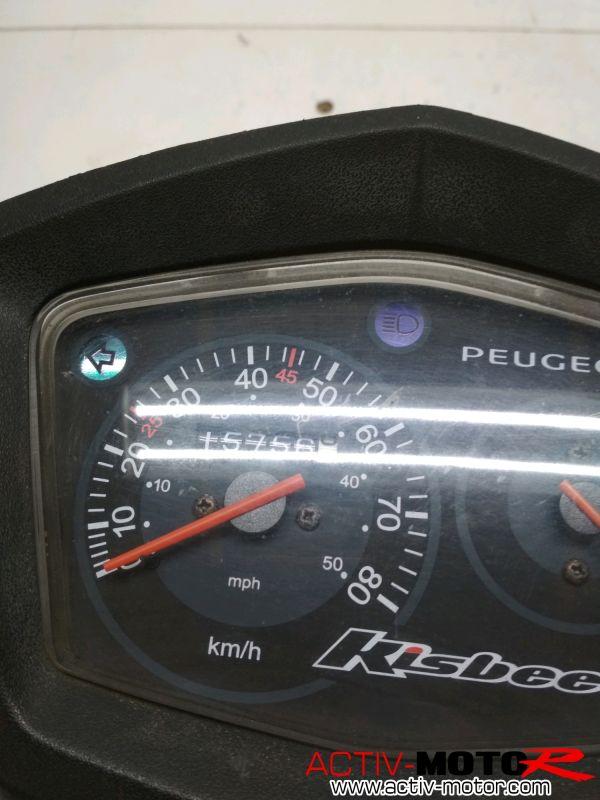 Peugeot – KEESBEE – 2011 à 2016 – Compteur (tableau de bord)