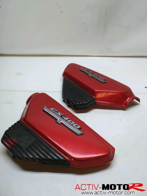 Honda – CX 400 – 1982 à 1983 – Cache latéral