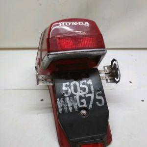 Honda – CX 400 – 1982 à 1983 – Coque arrière