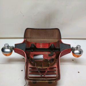 Honda – CX 400 – 1982 à 1983 – Tête de fourche