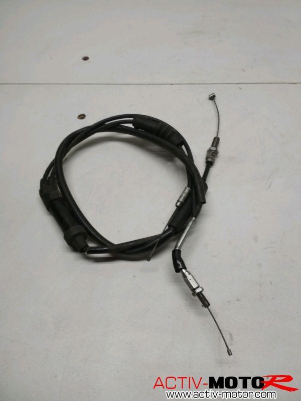 Kawasaki – KDX 125 – 1993 à 1996 – Câble d'accélérateur