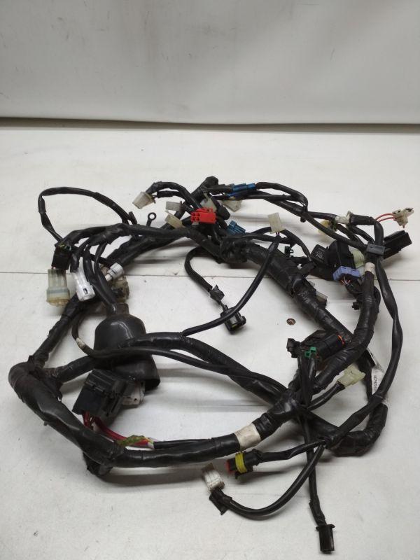 Yamaha – YZF-R 125 – 2008 – Faisceau électrique