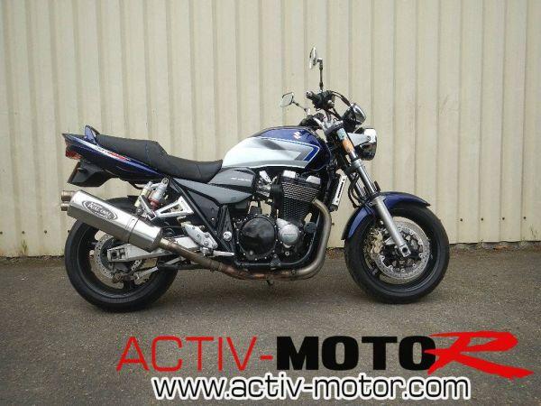 Suzuki 1400 gsx 1°main