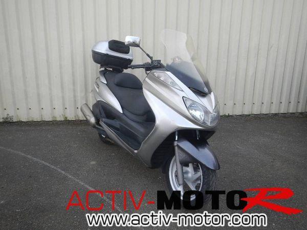 Yamaha majesty 400 permis a2