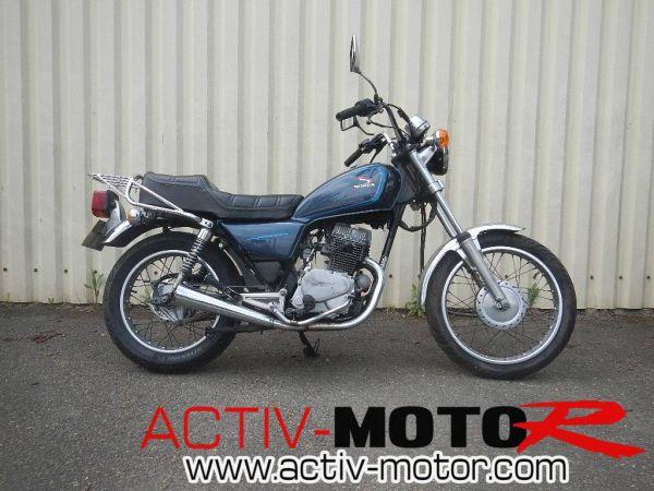 Honda 125 cm