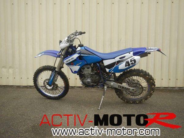 Yamaha wr400f homologue