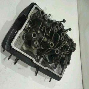 Honda – CB 450 S – 1986 à 1989 – Culasse