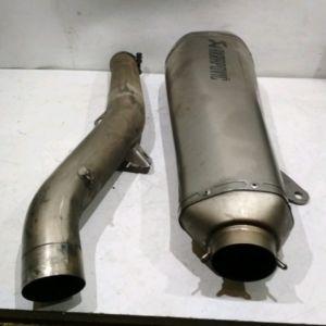 Kawasaki - GTR 1400 - 2010 - Silencieux