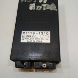 Kawasaki – ZEPHYR ZR750C1 – 1991 à 1997 – CDI