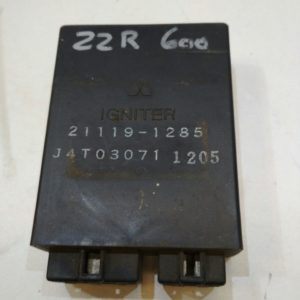 Kawasaki – ZZR 600 – 1990 à 1993 – CDI