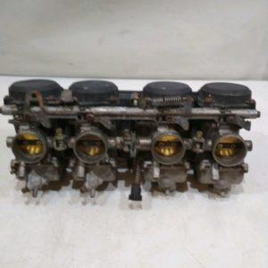 Kawasaki – ZZR 600 – ZZR600 – 1990 à 1992 – Rampe de carburateurs