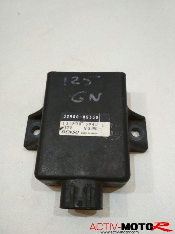 Suzuki - GN 125 - 1997 à 2001 - CDI