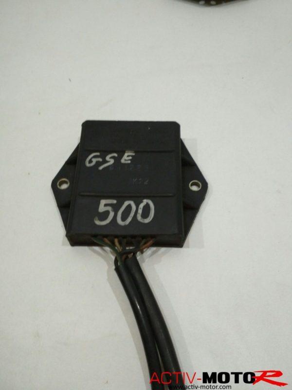 Suzuki – GS 500E – 1989 à 2000 – CDI