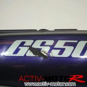 Suzuki – GS 500E – 1989 à 2000 – Coque arrière