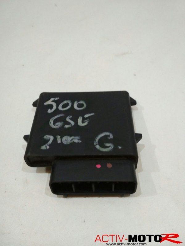 Suzuki - GS 500E - 2004 - CDI