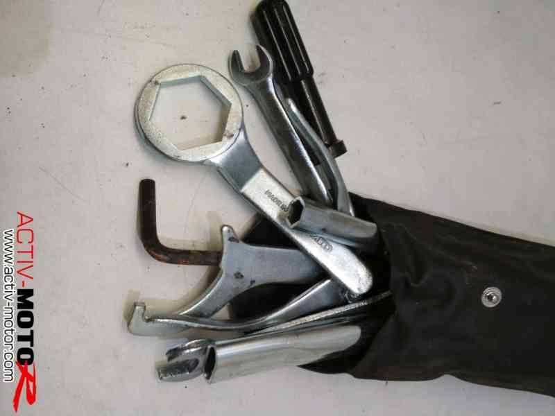 Suzuki – GSR 600 – 2006 à 2010 – Trousse à outils d'origine
