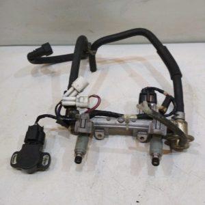 Yamaha – TDM 900 – TDM900 – 2003 à 2005 – Rampe d'injection